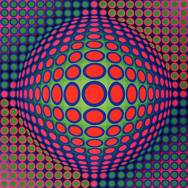 Copy Of Victor Vasarely - Lessons - Tes Teach
